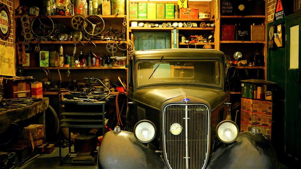 Hoe maak je olievlekken in je garage schoon